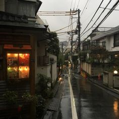 Unknown street in Japan City Aesthetic, Aesthetic Photo, Aesthetic Pictures, Building Aesthetic, Look Dark, We Are The World, Aesthetic Wallpapers, Places To Go, Beautiful Places