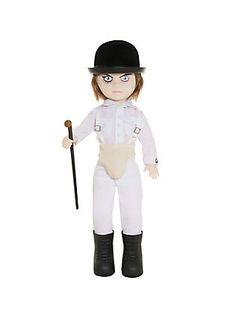 Living Dead Dolls A Clockwork Orange Alex Doll,