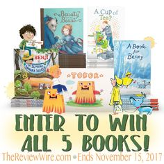 Gobble Till Ya' Wobble Hop: Picture Book Prize Pack Giveaway | Ends 11.15.17