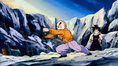 #anime #punch #dragon ball z