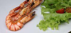 Camarao Grelhado Piri Piri (Grilled Prawns With Peppers) Recipe ...