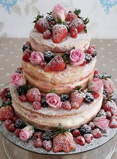 Naked Cakes 3