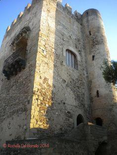 Castello, Brolo Messina Sicily