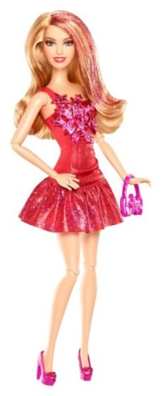 Barbie  FASHIONISTA DARK BLONDE DOLL