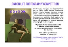 3 DAYS TO GO! Get inspired by this board and enter our photography competition before 31 March 2014!