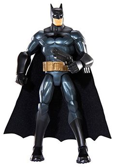 DC Comics Total Heroes Batman 6 Action Figure >>> Continue to the product at the image link.