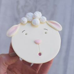 Baby Shower Cupcakes, Fondant, Hello Kitty, Desserts, Food, Tailgate Desserts, Deserts, Essen, Postres