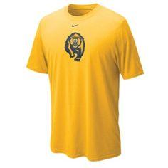 Nike College Dri-Fit Logo Legend T-Shirt -  Cal Golden Bears | Gold Tank Top Shirt, Tank Tops, T Shirt, Bears, College, Gym, Nike, Yellow, Logos