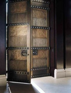 Search for our thousands of Interior Wood Doors available in a variety of designs, styles, and finishes. Door Entryway, Entrance Doors, Home Blogs, Door Gate Design, Villa, Cool Doors, Traditional Doors, Main Door, Top Interior Designers