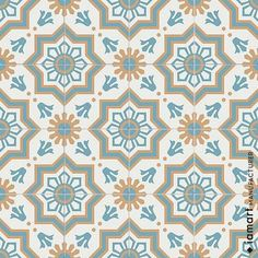 Iamart encaustic cement tiles combine the industrial beauty, the highly valued and reliable quality of the past centuries tailored to the needs of nowadays. Wall And Floor Tiles, Classic Collection, Cement, Quilts, Handmade, Design, Majorca, Hand Made, Quilt Sets
