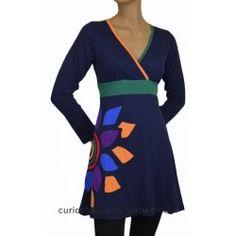 Vestido Tijar DR435