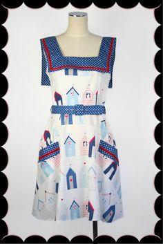 St Tropez Dress by Kitten D'Amour