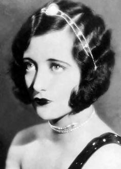 Joan Crawford, early 1920s.