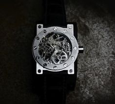 The Refined Hardware Watch Makers debuts new Watches - http://men-know-why.com/the-refined-hardware-watch-makers-debuts-new-watches/