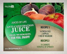 Anti-Constipation Juice