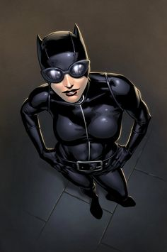 Catwoman by Pete Woods, Andy Owen & Simon Gough