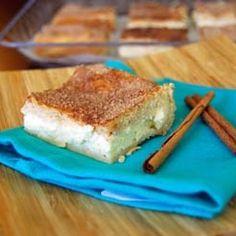 Sopapilla Cheesecake Bars by lifetastesgood