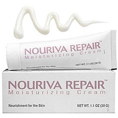 Nouriva Nouriva Repair Moisturizing Cream (for feet too)