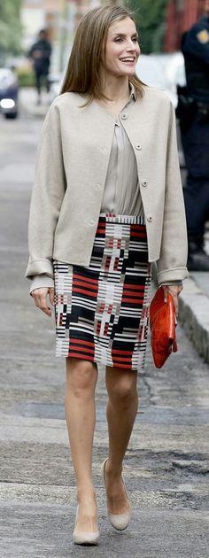 Filles Espagnol Style Camel Tartan Jupe /& Matching chemisier idéal pour Noël