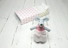 Stocking stuffer stocking kit felt plush by atelierpompadour