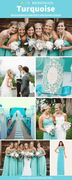 Turquoise bridesmaid dresses in 500+ long and short styles, affordable $69-99, free custom, all sizes, color sample available. #closbm #bridesmaids #weddings #weddingideas #turquoisewedding b636 Turquoise Bridesmaid Dresses, Bridesmaids, Colour List, Color, Short Styles, Simple Dresses, I Dress, Weddingideas, Dresses Online