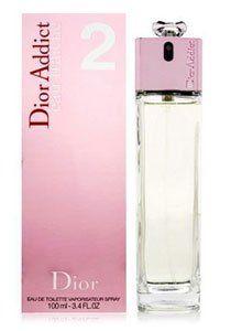 Dior Addict 2 Eau Fraiche Perfume 3.4 oz EDT Spray (Tester)