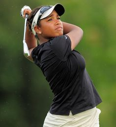 Ginger Howard from Philadelphia, is an American professional golfer on the Symetra Tour. At 17, she was the youngest African-American to turn professional and win her first debut tournament. She is the first African-American to earn a spot in the U.S. Junior Ryder Cup team.