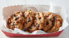 NEW Butterscotch Pudding Pretzel Cookies
