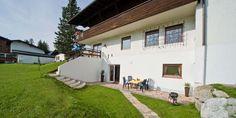 private patio - Haus Jonghof Apartment 1 | Seefeld Apartments