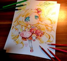chibi-princess-by-lighane - Recherche Google