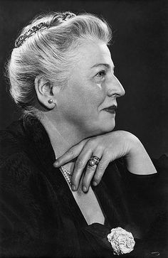 Pearl S. Buck 1957 by Yousuf Karsh