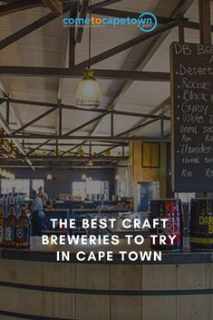 Cape Town is home to more than 20 breweries that produce a wide range of craft beers. Are you into IPA crafts or prefer good old lager from the tap? Whatever the answer, these breweries in Cape Town have you covered.