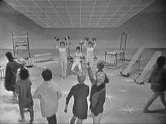 Gwen Verdon Dances a comic Workout with Carol Burnett and Julie Andrews