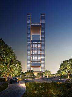 luxury hotel chain four seasons opens in bahrain som architects designboom