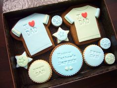 Father's day cookies - T-shirts