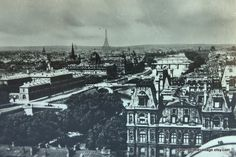 Photos Set of Four Original Prints Paris by RedLittleVintage, $15.00