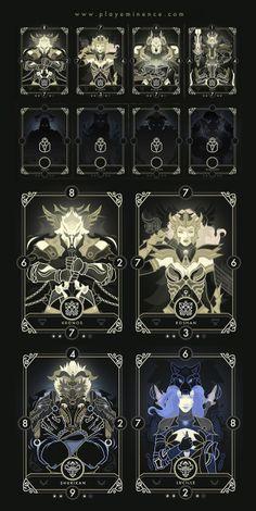 Eminence: Xander's Tales on Behance
