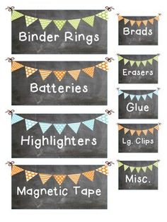 Cute little Chalkboard theme Teacher Toolbox labels to help you get organized in your classroom. This set has 2 different labels. One has a black chalkboard background and the other one has a gray chalkboard background. Chalkboard Classroom, Classroom Labels, Chalkboard Labels, Classroom Organisation, Teacher Organization, Classroom Themes, Chalkboard Decor, Black Chalkboard, Future Classroom