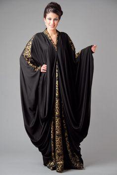Abaya Dress Pattern 11