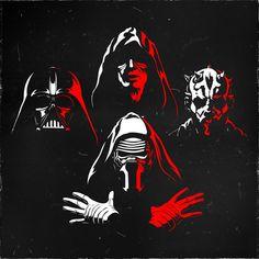 yourfriendlyneighborhoodsithlord: ex0skeletay: Bohemian Revenge by Jango Snow the dark side…