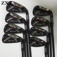ZXZ Golf Clubs Iron M2 Golf Irons Golf club G30 jpx900 XR 718 MB P3 716 TMB 718 honma P3 A3 mp-5 MP900 Mp 5, Golf Irons, Golf Clubs, Dolphins, Irons