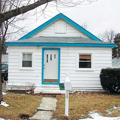 Lakeside Inspiration: Before   8 Smart Budget Curb Appeal Makeovers   This Old House