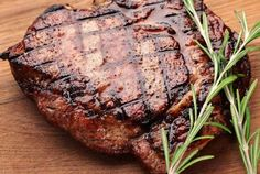 Grilled steaks are part of every barbecue and outdoor cookout. There are plenty of steak recipes to choose from, but the best one uses just a few ingredients. Our grilled steak recipe uses just a drizzling of olive oil, salt, and pepper to accentuate the juicy and rich flavor of a good steak.