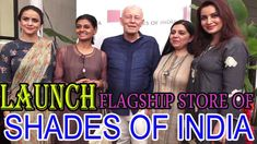 bollywood gossips Gul Panag, Nandita Das, Tisca Chopra Launch Flagship Store of Shade of India Shades of India is internationally known as one of India's mos. Channel 10 News, Nandita Das, Top 10 News, Textile Company, Creative Textiles, Bollywood Gossip, Product Launch, India, Store