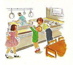 School Cafeteria | Flickr - Photo Sharing!