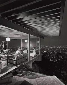 Julius Shulman, photographer of modernist architecture.