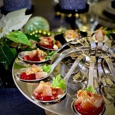 Food Inspiration, Pesto, Tapas, Food And Drink, Appetizers, Table Decorations, Recipes, Wedding Ideas, Appetizer