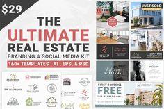 The Ultimate Real Estate Branding Kit