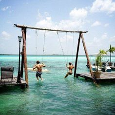 9gag:  Awesome idea for a swing