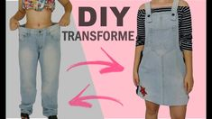 25 Wonderful Outfit Ideas Shorts You Should Already Own Diy Jeans, Apron Dress, Diy Dress, Diy Clothing, Sewing Clothes, Diy Fashion, Fashion Outfits, Diy Kleidung, Frocks For Girls